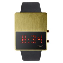 V01LED Gold/Black
